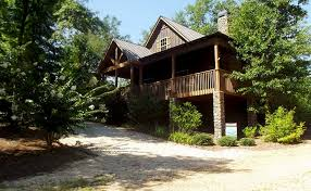 Small Cabin House 2 Bedroom Cabin Plan With Covered Porch Little River Cabin