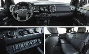 1999 Tacoma Interior Toyota Tacoma Reviews Toyota Tacoma Price Photos And Specs