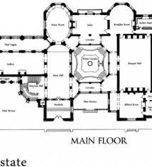 Biltmore Estate Floor Plans Blueprints Database Blonton Com