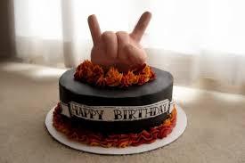 imagenes feliz cumpleaños rockero necesito un rock and roll hoy cumple años la risa