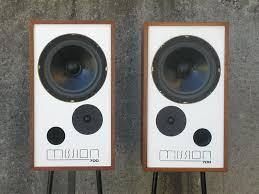 Mission 700 Bookshelf Speakers Audiophile Musings The Mission Page