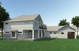 exterior rendering simonson design studios home design and