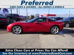 corvette all models 2005 chevrolet corvette for sale carsforsale com