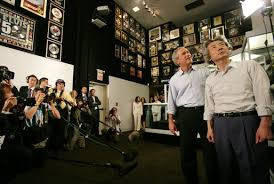 Decorate The Home President George W Bush And Japanese Prime Minister Junichiro