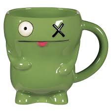 amazon com uglydoll ox 10 ounce ceramic mug ugly doll mug