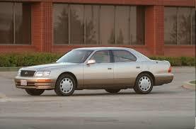 lexus ls400 for sale large luxury car sales in america august 2015 ytd
