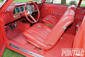 1967 pontiac gto red means go rod network
