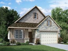 East Meadows Floor Plan Bellingham Meadows New Homes In Austin Tx 78754 Calatlantic Homes