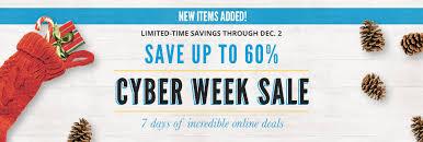 cyber week 2017 cyber monday deals all week cabela s