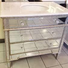 Mirrored Bathroom Vanity by 36 Inch Mirrored Bathroom Vanity Ba648537