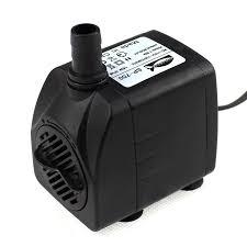 low volume water pump amazon com aquaneat 50gph submersible water pump pond aquarium