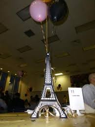 eiffel tower centerpieces eiffel tower centerpiece birthdayexpress