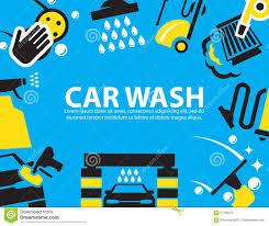 car wash background stock vector image 57160270 mobile valeting
