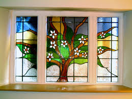 some simple items in stain glass windows door and window design