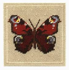 one butterflies tapestry kits