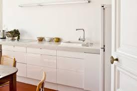 cuisine blanches cuisine blanche 45 photos pour une pièce ultra lumineuse