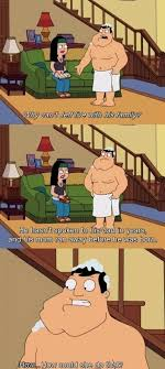 American Dad Memes - sad american dad quote on jeff s past family