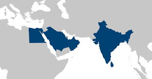 middle east map india middle east and india international sales t s brass
