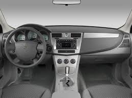 image 2008 chrysler sebring 4 door sedan lx fwd dashboard size