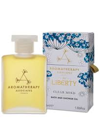 baby shower liberty london liberty exclusive clear mind bath and shower oil