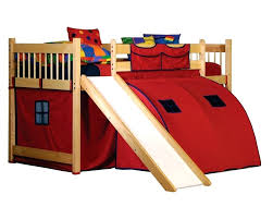 Bunk Bed With Slide Out Bed Bunk Bed With Slide Bikepool Co