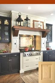 how to decorate above kitchen cabinets 2020 rustic farmhouse decor above kitchen cabinets decoomo