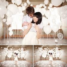 wedding backdrop balloons balloon engagement photos green wedding shoes weddings