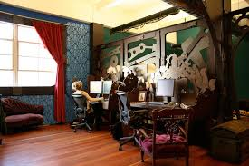 Office Interior Architecture Because We Can Is An Architectural Design Build Studio In Oakland