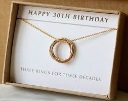 3rd anniversary gift ideas for 30th birthday gift 30th gift idea gift for