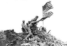 Flag Iwo Jima Donald Elder Events In American History Iwo Jima Education News