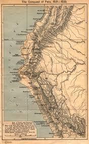 Aztec Mayan Inca Map Conquest Grade 7 Myp Humanities