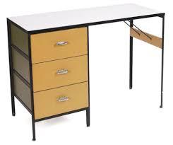 Steel Frame Desk George Nelson Steelframe Line For Herman Miller