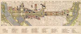 Central Ohio Zip Code Map by Urban History Association Resources