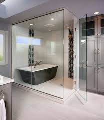 Shower Kit With Bathtub Bathtubs Idea Astounding Freestanding Tub With Shower