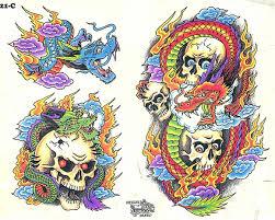 free downloadable tattoo flash tribal tattoos design