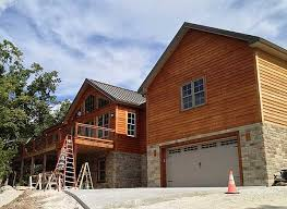 cabin plans with garage 273 best rugged and rustic house plans images on