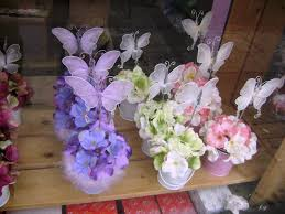 butterfly centerpieces wedding centerpieces butterfly theme butterfly theme centerpieces