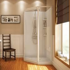 42 inch corner shower home living room ideas