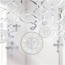 First Holy Communion Decorations Communion Decorations Woodies Party