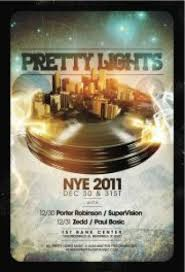 pretty lights nye tickets pretty lights 1st bank center 12 30 broomfield co tickets