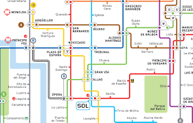 Metro Madrid Map by Cities By Metro System Maps Quiz By Jonnylangton