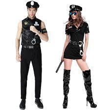 Police Woman Halloween Costume Cheap Dirty Halloween Costumes Aliexpress