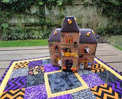 wendy u0027s quilts and more haunted house is finished