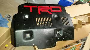toyota number trd skid plate part number genuine toyota pt938 00140 skid plate