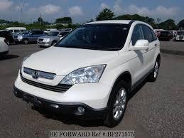 used cars honda crv 2008 used 2008 honda cr v zl dba re3 for sale bf271575 be forward