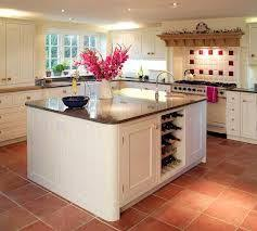 Kitchen Tiles Floor by Best 20 Red Kitchen Cabinets Ideas On Pinterest Red Cabinets