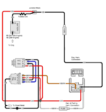 basic alternator wiring diagram wiring diagram byblank