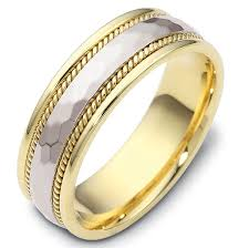 wide wedding bands 111681e 18k gold comfort fit 7 5mm wide wedding band