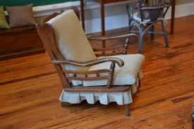 Early American Rocking Chair Work In Progress Mid Century Arm Chair Little Paths So Startled