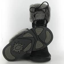 womens ugg montclair boots black ugg montclair lace sheepskin boot in black